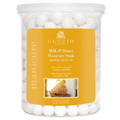 Cuccio Naturale Milk & Honey Manicure Soak 2330ct.