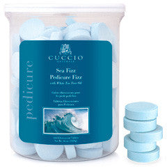 Cuccio Naturale Sea Fizz Pedicure Fizz 1120ct.