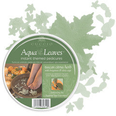 Cuccio Naturale Aqua Leaves Tuscan Citrus & Herb