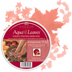 Cuccio Naturale Aqua Leaves Pomegranate & Fig