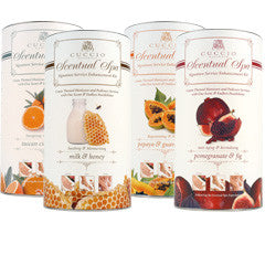 Cuccio Naturale Scentual Spa Signature Service Kits Pomegranate & Fig