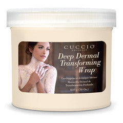 Cuccio Naturale Deep Dermal Transforming Wrap