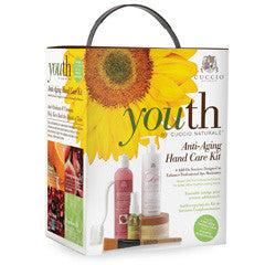 Cuccio Naturale Youth Anti-Aging Hand Care Kit
