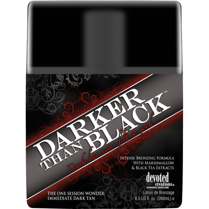 Devoted Creations Darker Than Black Bottle