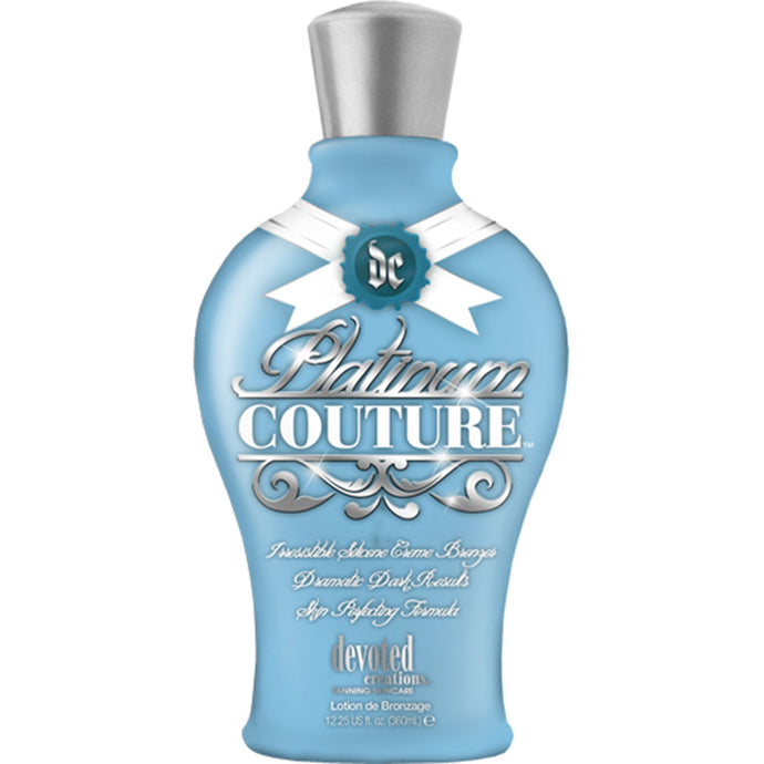 Devoted Creations Platinum Couture Bottle