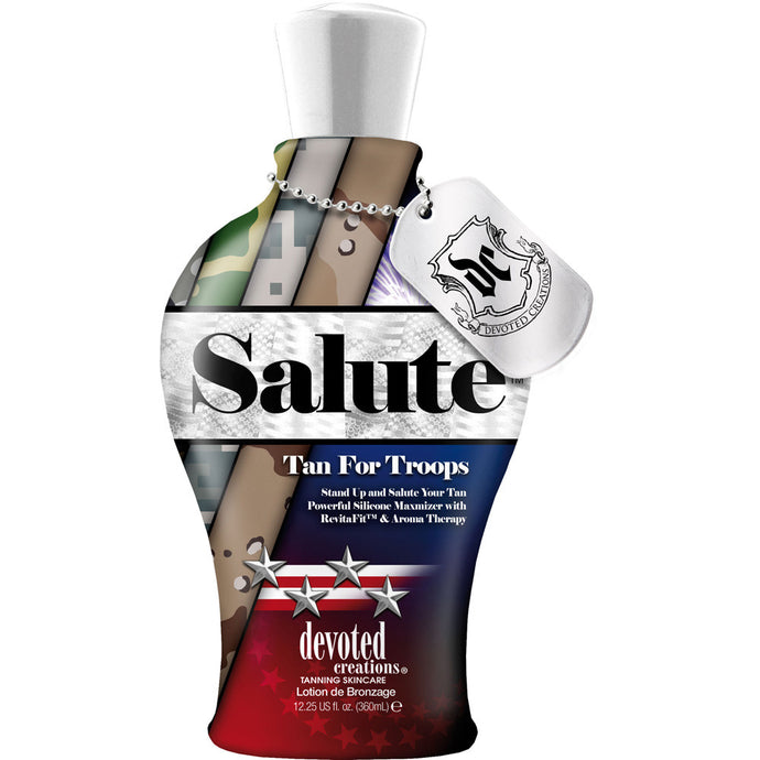 Devoted Creations Salute Bottle