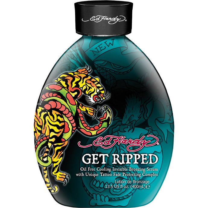 Ed Hardy Get Ripped Bottle