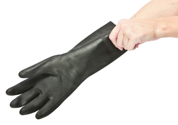 Heavyweight Insulated Gloves - Black (Medium)