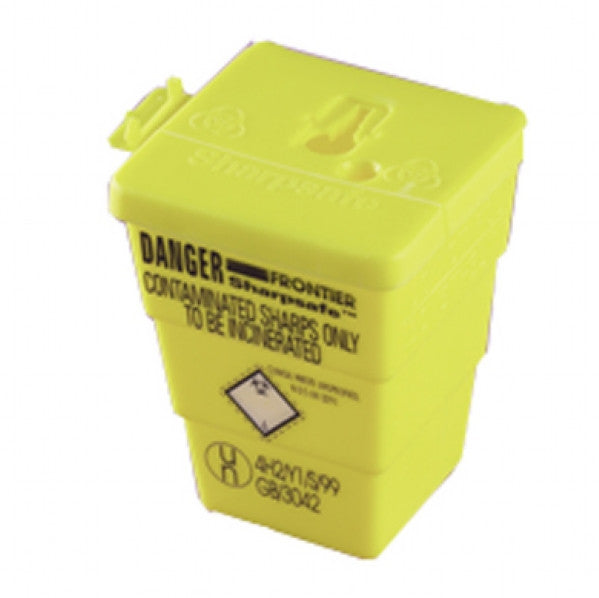 Sharpsafe Sharps Disposal Container - 1 Litre