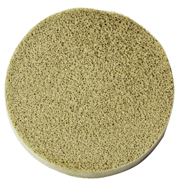 PVA Green Body Mud and Mask Removing Sponge - Round 14.5cm