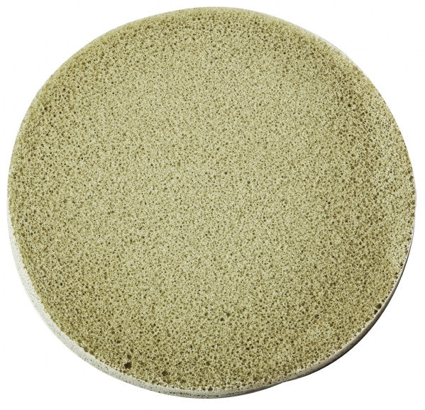 PVA Green Body Mud and Mask Removing Sponge - Round 19.5cm