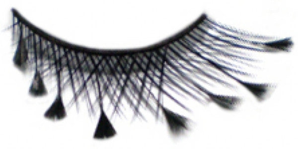 Strip Lashes Feather (pair)