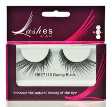 Strip Lashes Daring Black (pair)