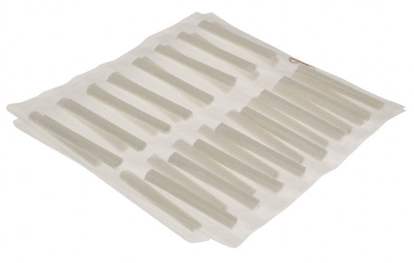 Curlers - Self Adhesive Disposable Rods - Large (32)