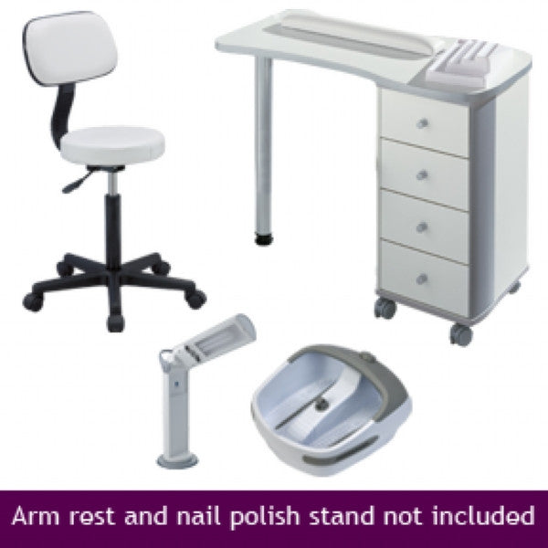 Nail Station Start Up Package