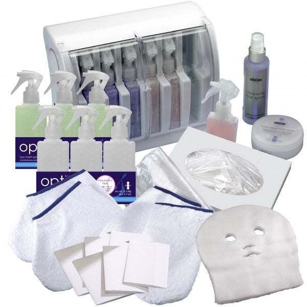 Multi-Pro (6 Chamber) Paraffin Spray Kit