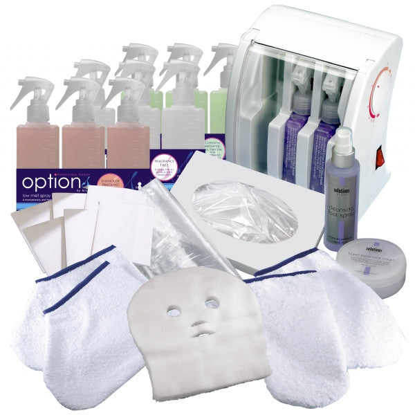 Mini Multi-Pro (3 Chamber) Paraffin Spray Kit