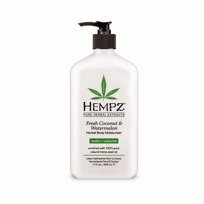 Hempz Fresh Coconut & Watermelon Moisturiser Mini