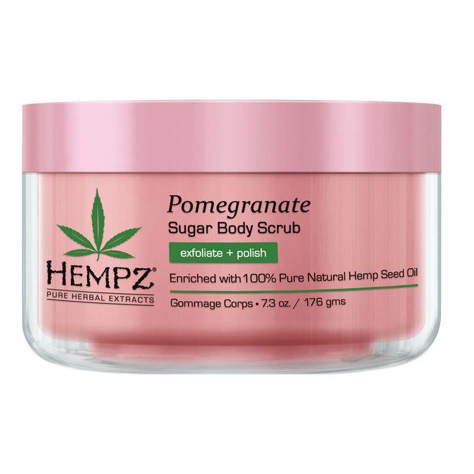 Hempz Pomegranate Body Scrub Sachet