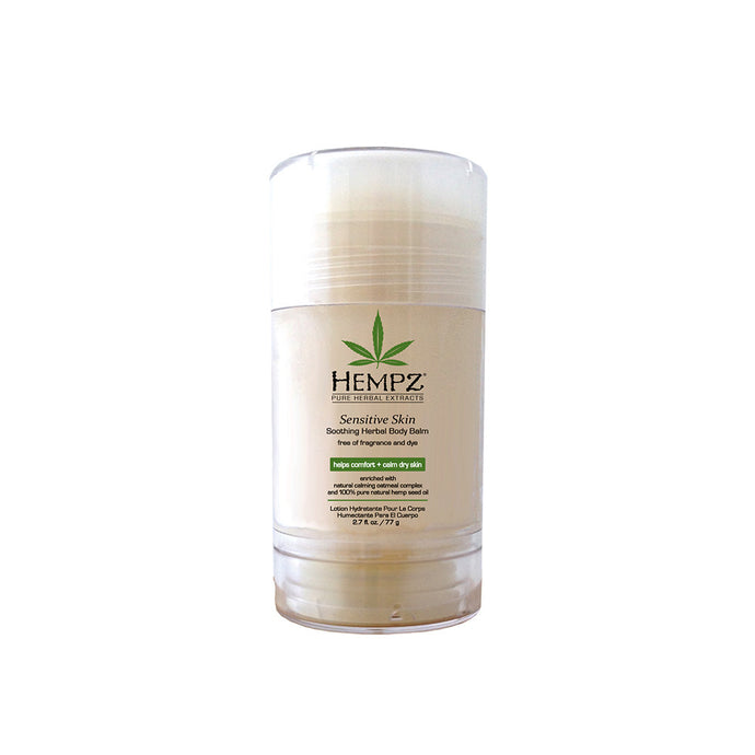 Hempz Sensitive Skin Soothing Herbal Body Balm Bottle
