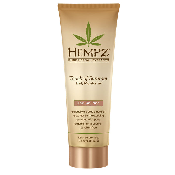 Hempz Touch Of Summer Fair Moisturiser Bottle