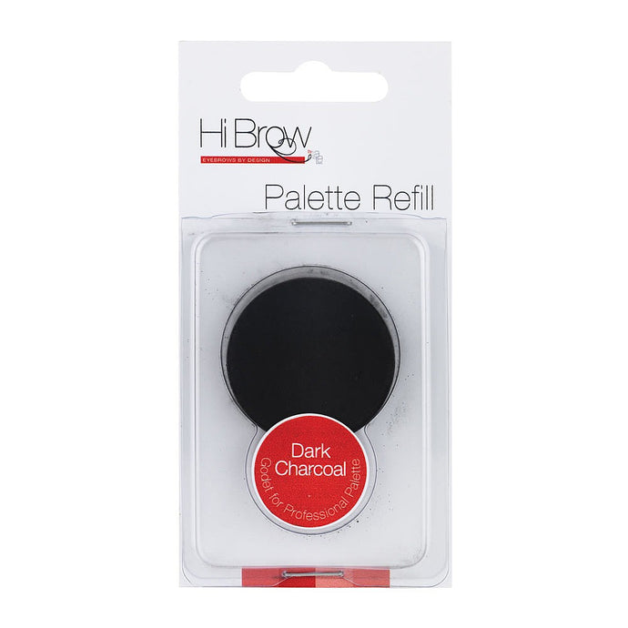 Brow Powder Palette Refill Dark Charcoal