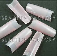 500pcs Nude Color French Nail Tips