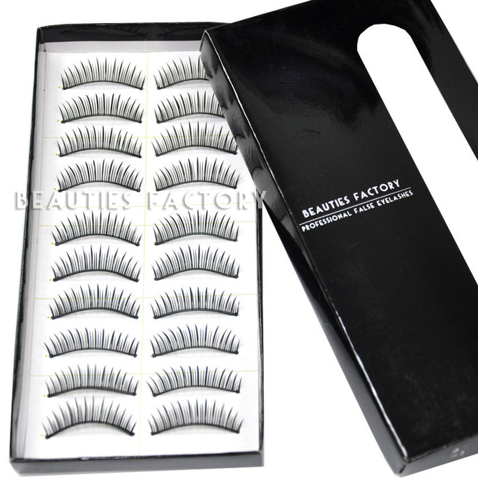 BF 10 Pairs Good-to-go Eyelashes - BF-99