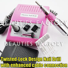 Electric Nail Drill - Professional Class - 30,000RPM
