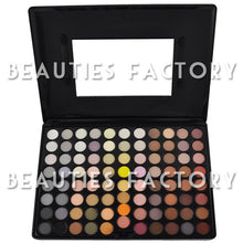 180 Color (60Matte+60Shimmer+60Warm) Eyeshadow Palette (#1) WONDERLAND