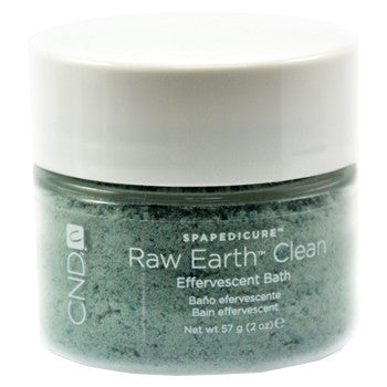 CND Raw Earth Clean 2oz