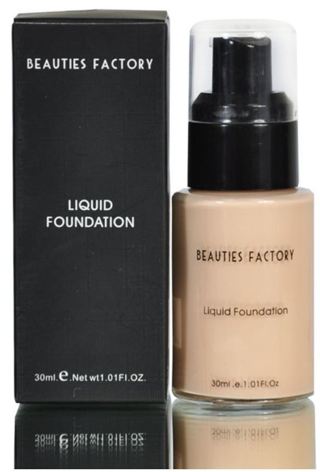 Liquid Foundation #01