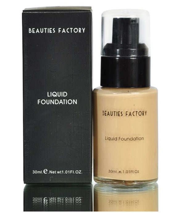 Liquid Foundation #02