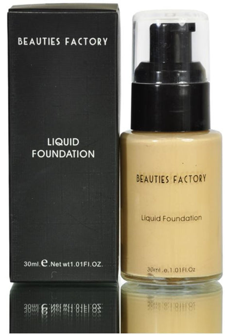 Liquid Foundation #03