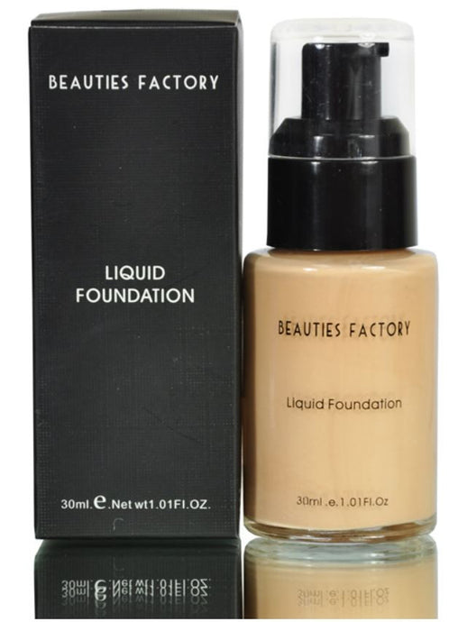 Liquid Foundation #04