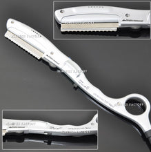 Ultrasonic Hot Vibrating Razor for Hair Cut / Styling