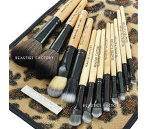 88 Color Eyeshadow Palette (#5) & 12pcs Brush African Leopard Set