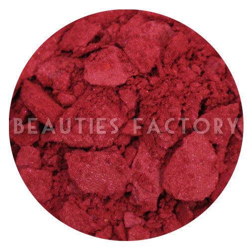 Eyeshadow Compact #480 - Rich Red (Light Pearlized)