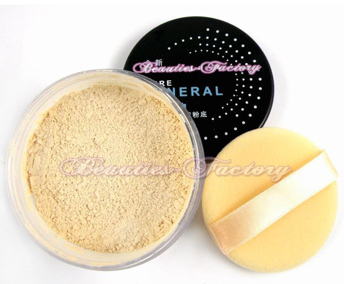 Mineral Sheer Finish Loose Powder - #05 Soft Sand