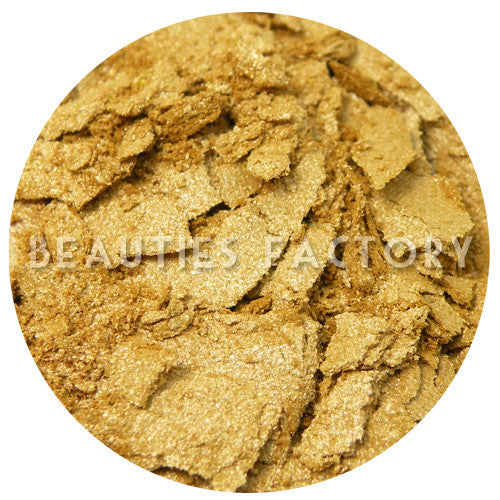 Eyeshadow Compact #520 - Gold Vintage (Shimmer)