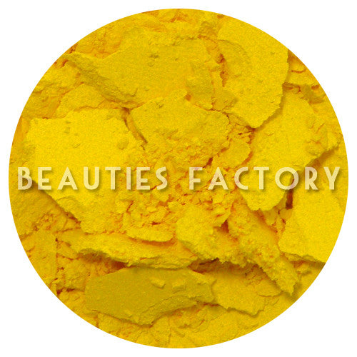 Eyeshadow Compact #419 - Funky Yellow (Matte)