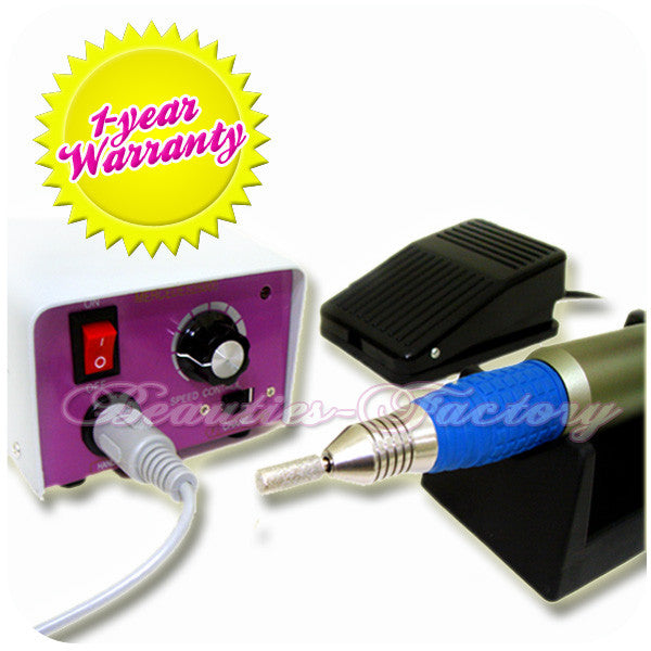 Electric Nail Drill - Professional Class - 28,000RPM