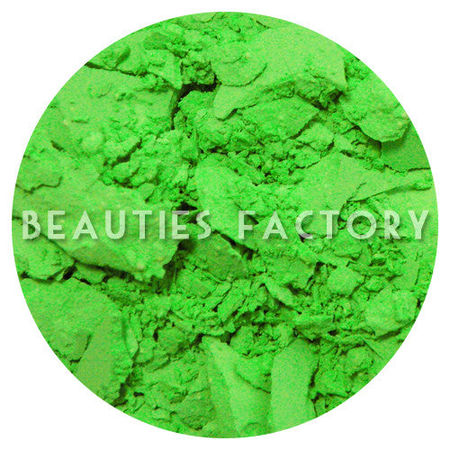 Eyeshadow Compact #429 - Bright Green (Matte)