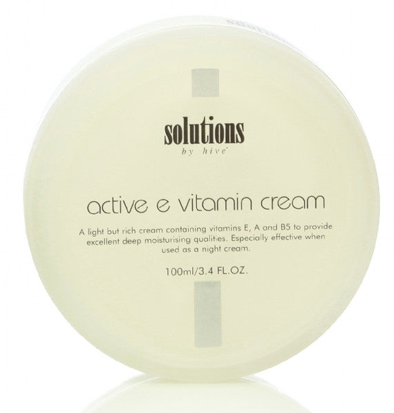 Active E Vitamin Cream 100ml