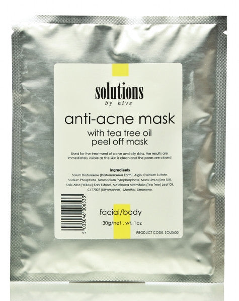 Anti Acne Peel Off Mask 30g