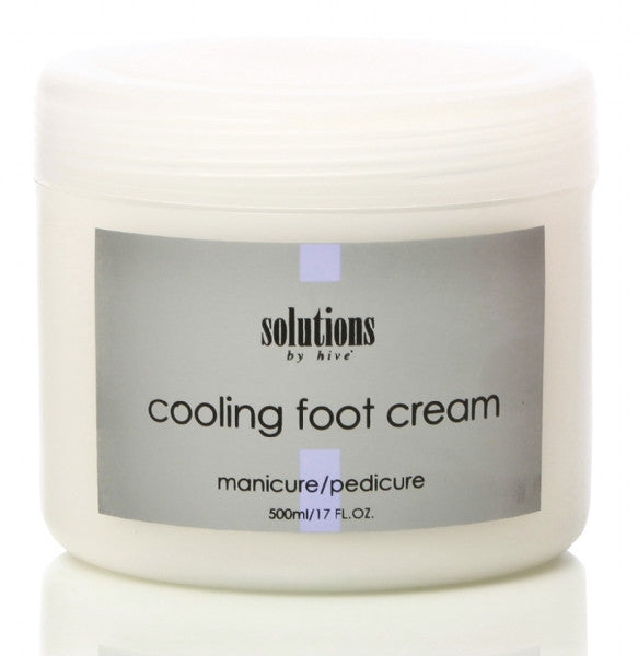 Cooling Foot Cream 500ml