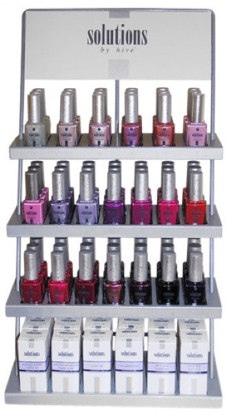 Nail Colour Display Stand - Complete