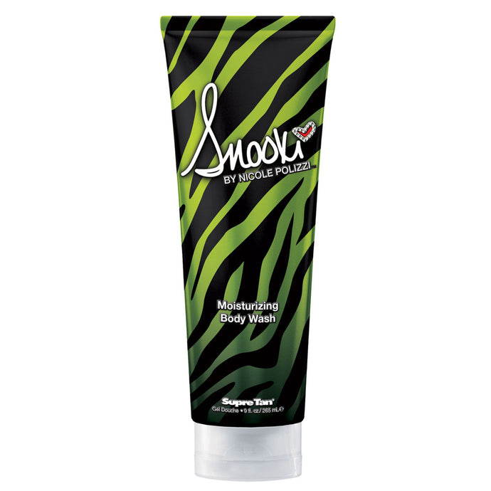 Snooki Body Wash Bottle