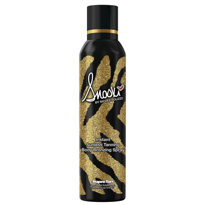 Snooki Sunless Spray Sachet