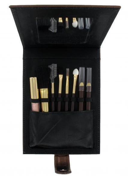 Sunkissed Cosmetic Brush Kit